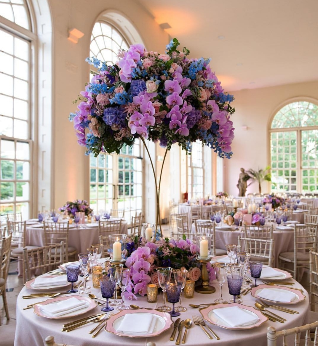 Kew Gardens - Asian Weddings Venues by Laguna, Asian caterers in London