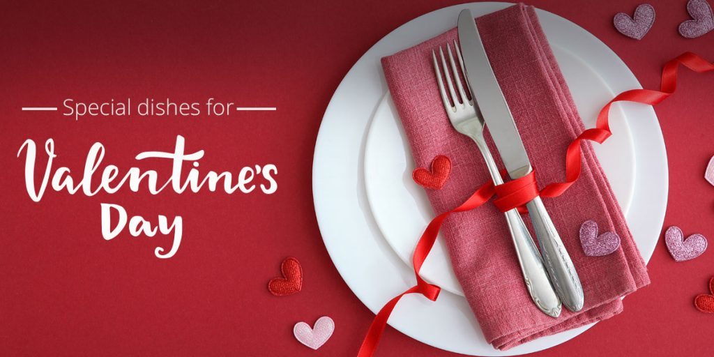 Some special dishes for Valentine's Day 2020 Laguna 1