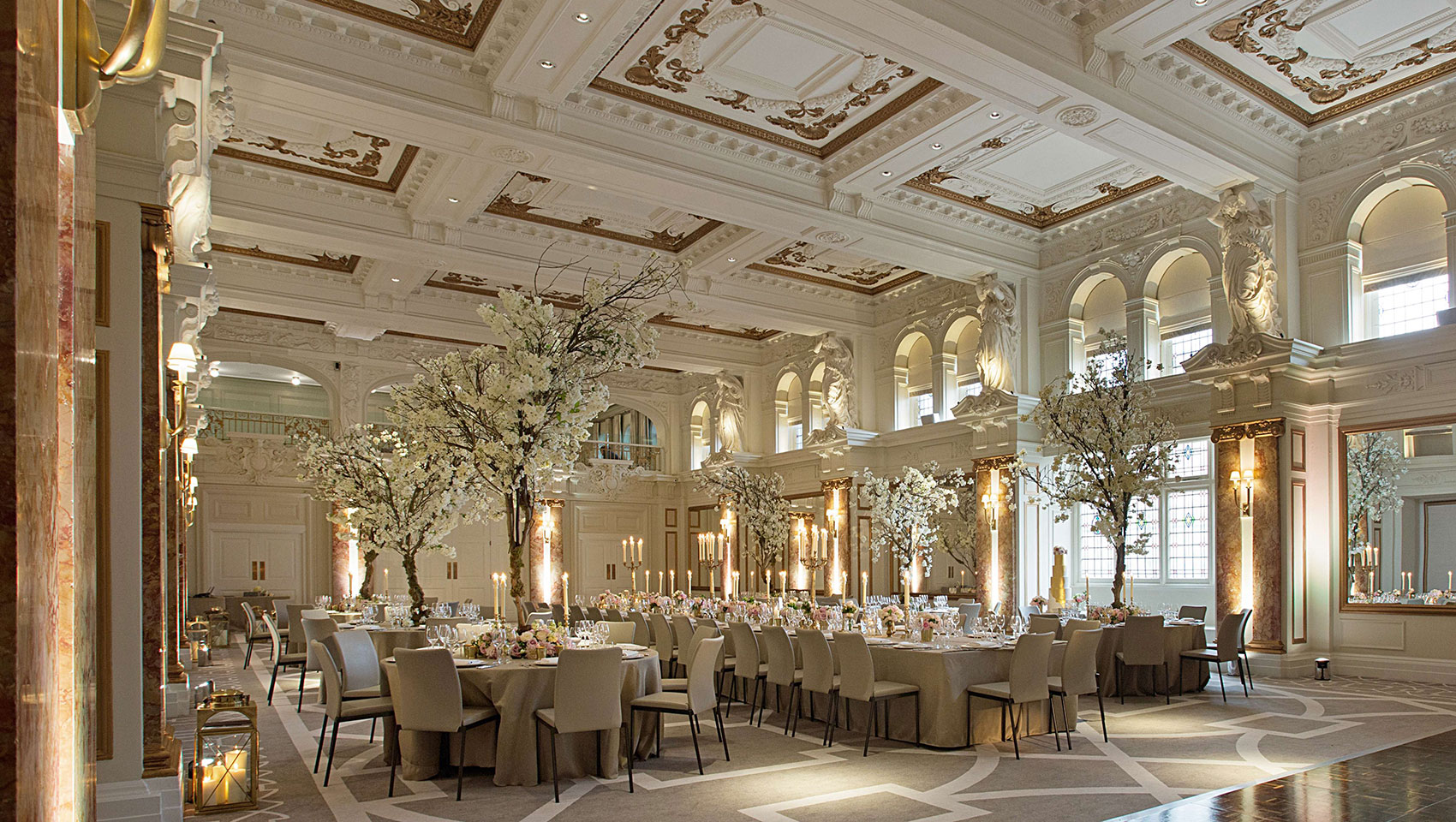 Kimpton Fitzroy - Asian Weddings Venues by Laguna, Asian caterers in London