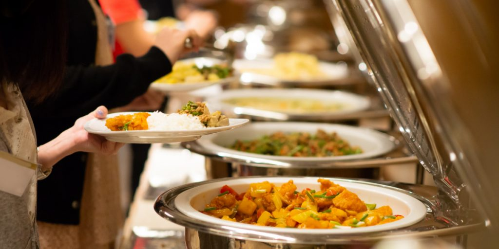 Indian catering services in london